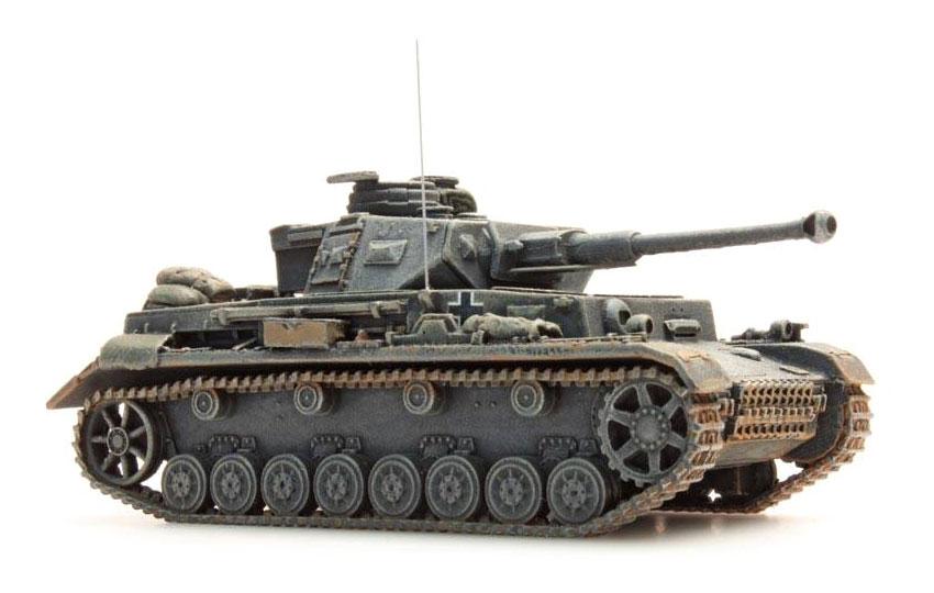 Panzer Maus Resin-Bausatz Artitec H0 80.113 Transportflachwagen f ohne Panzer