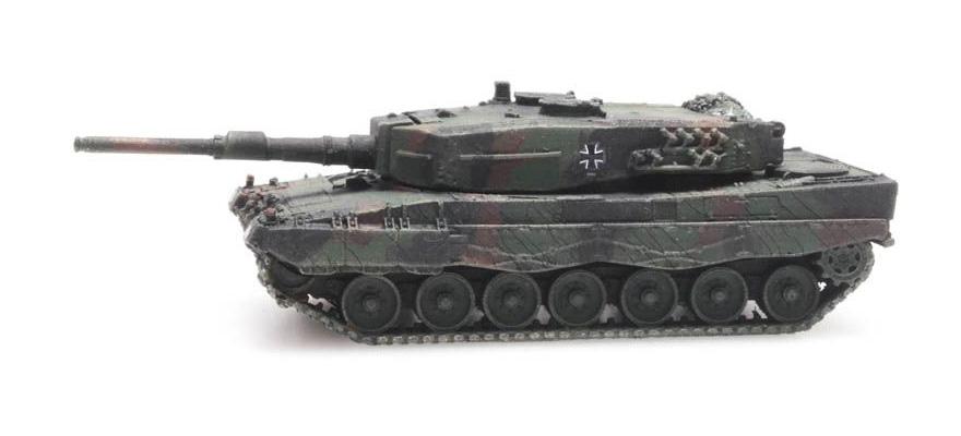 Artitec 6160024 BRD Beobachtungspanzer Gelboliv BW N 1:160 Fertigmodell Panzer