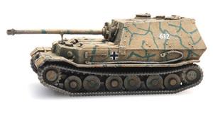 Artitec 6160049 BRD M48 A2 G A2 Gelboliv BW Spur N 1:160 Fertigmodell Panzer