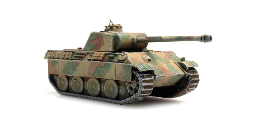 6160087 WM Panther Ausf. G