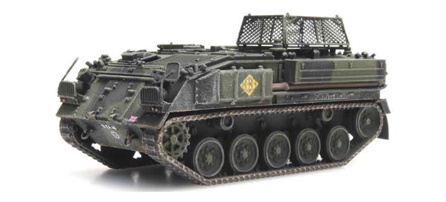 Artitec 687029 H0 Panzer FV432 Mk2//1 Infantry UK