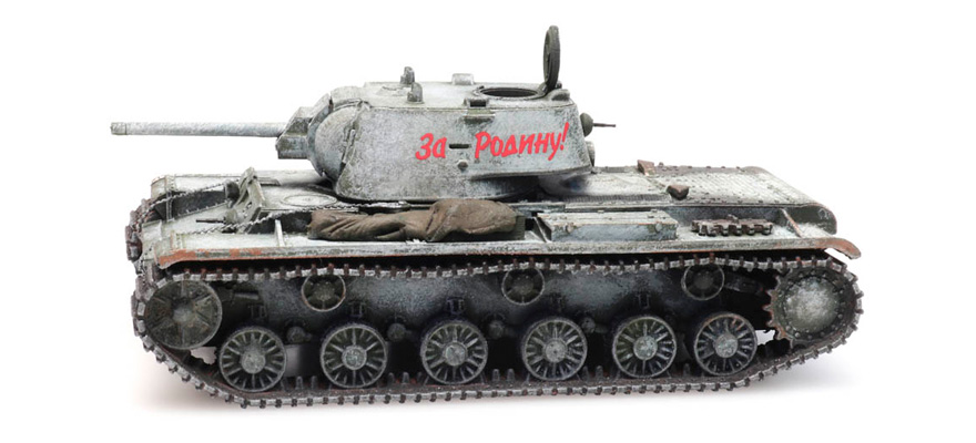 6870334 USSR KV-1 Winter