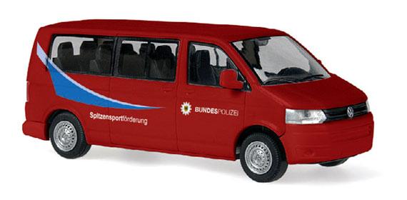 modellbahnshop rietze 52628 vw t5 transporter gp bus. Black Bedroom Furniture Sets. Home Design Ideas
