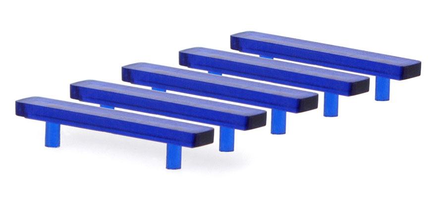 rietze 70251 spur h0 led blaulichtbalken geeignet f r pkw. Black Bedroom Furniture Sets. Home Design Ideas