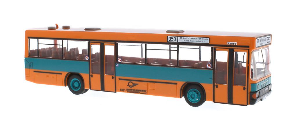 Rietze Stadtbus Neoplan N416 Bogestra Bochum 71711