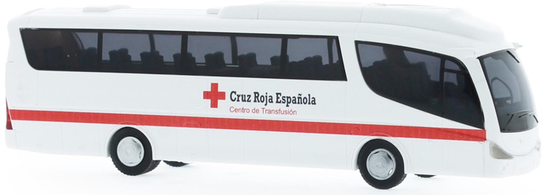 1//87 Rietze Scania PB Cruz Roja Espanola ES 64427
