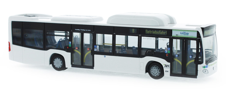73458 Citaro `15 NGT RVK-Bio natural gas