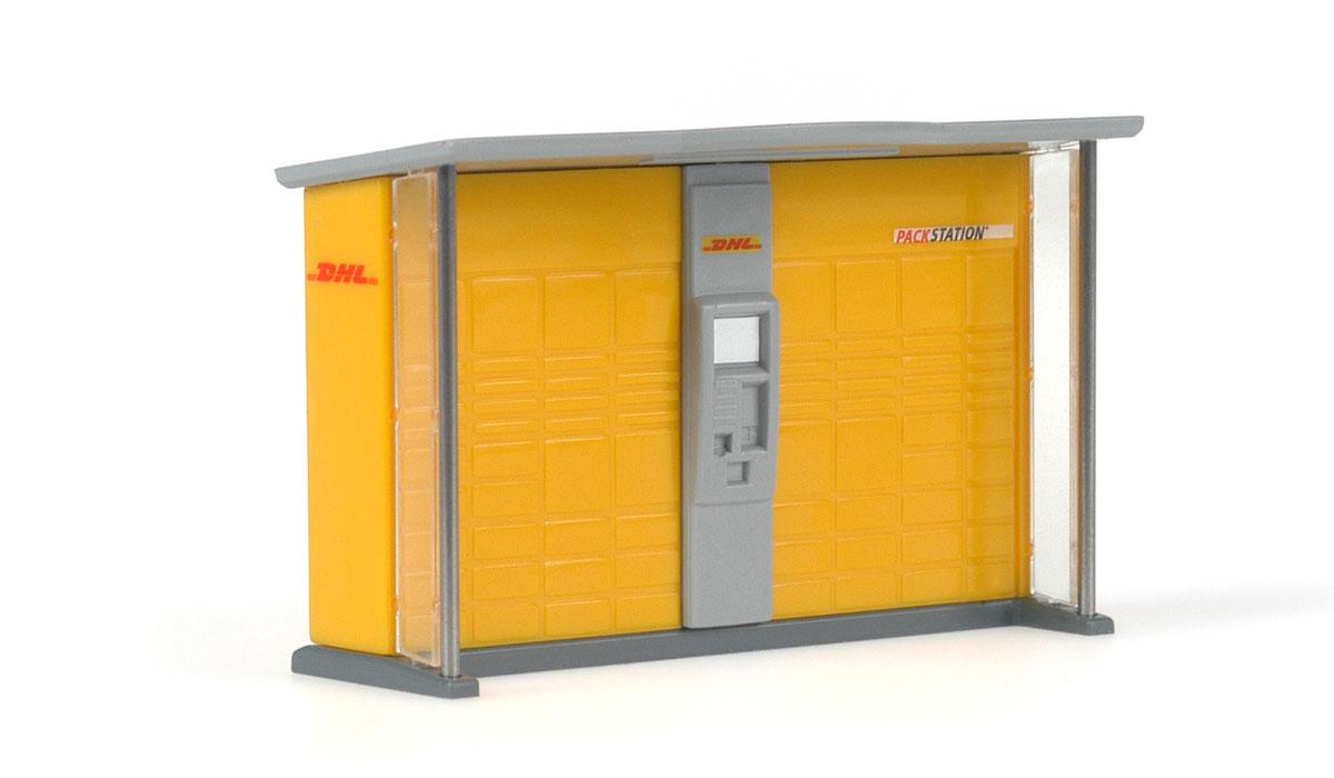 1//87 Rietze DHL Packstation 70217