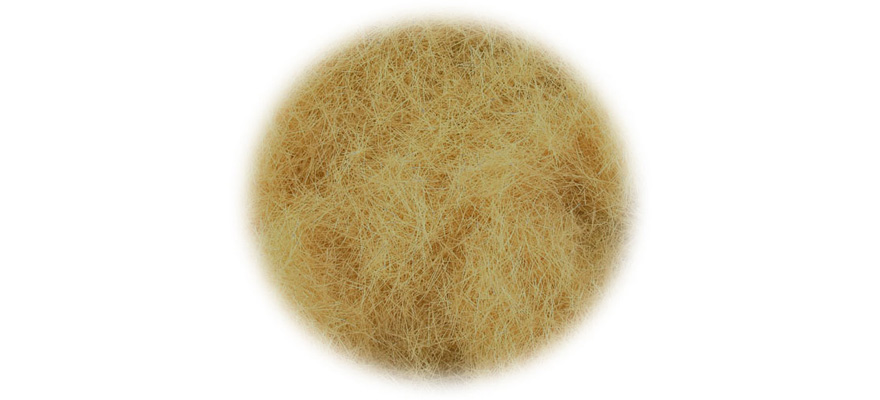 006-35 Gras - Flock goldbeige