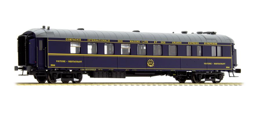 Modellbahnshop ls models 49195 wr 56 places pls - Compagnie des wagons lits recrutement ...