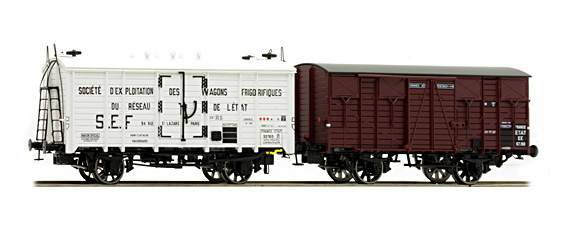 LS Models 30394 Sets Freight Car Sets Gattung OCEM 19 Gauge H0 ...