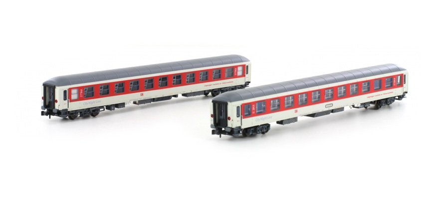 Ls Models 79017 Spur N 2tlg Personenwagenset Bvcmz Der City Night