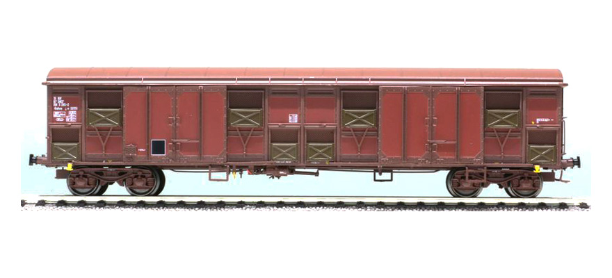 LS Models 30345 Covered freight car Gahkkss 1-16