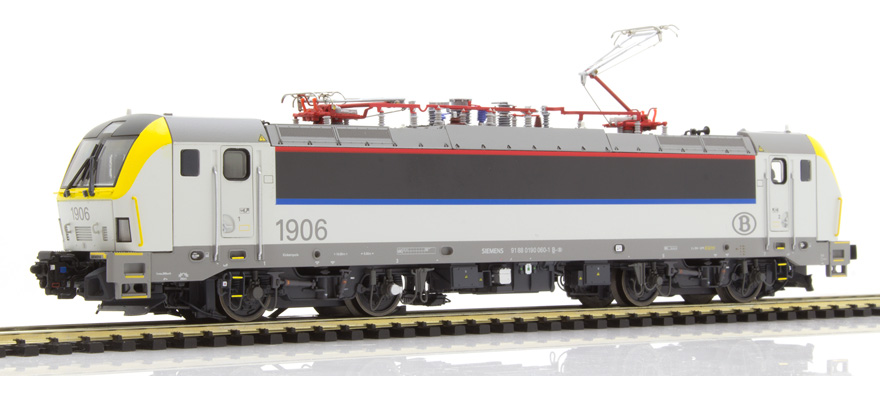 12751 Electric locomotive 19²