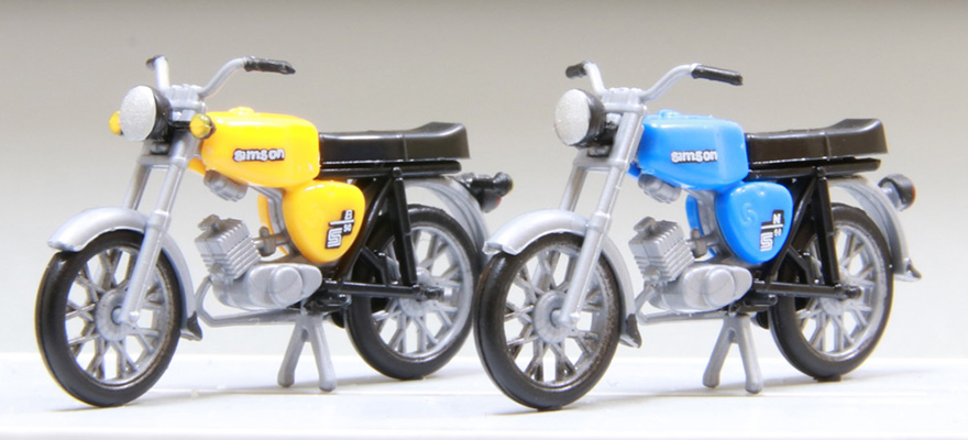 KRES 10150 Moped Simson S50