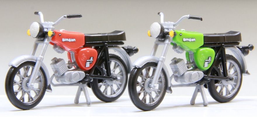 10151 Moped Simson S51
